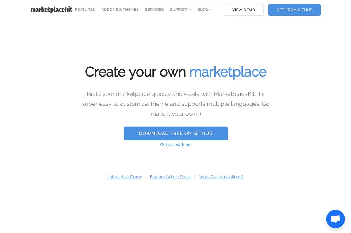 MarketplaceKit - Made with Laravel