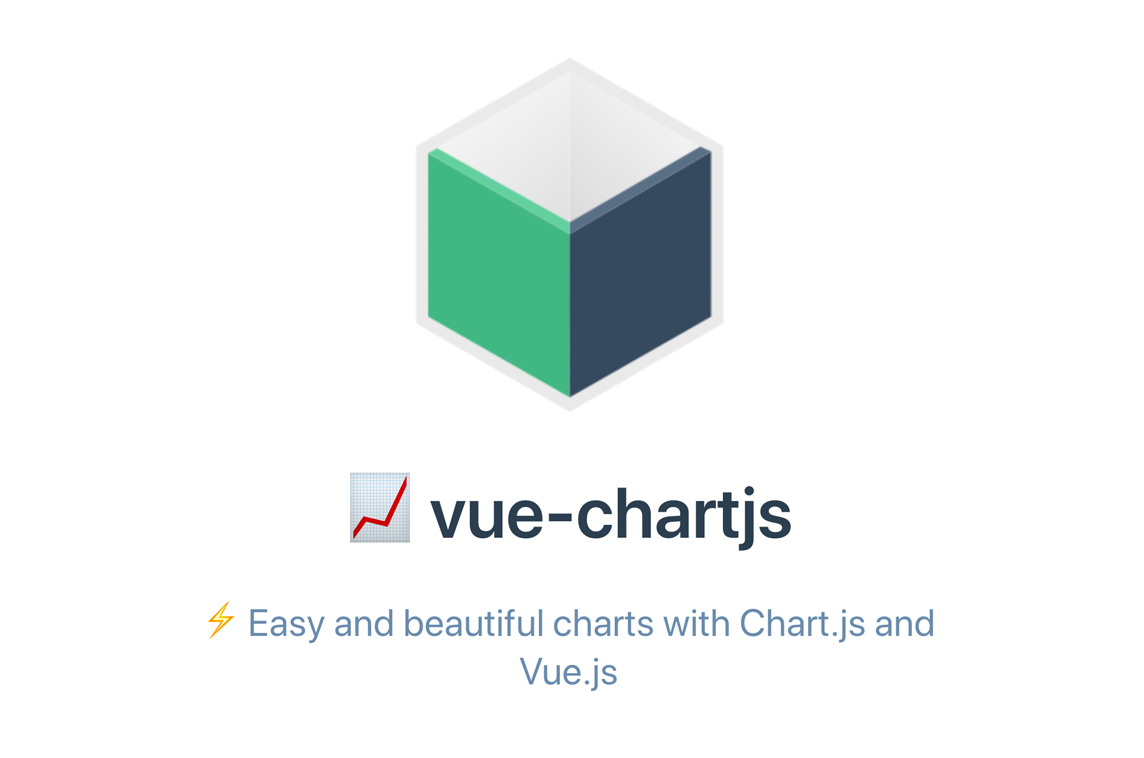 vue-chartjs - Made with Vue js