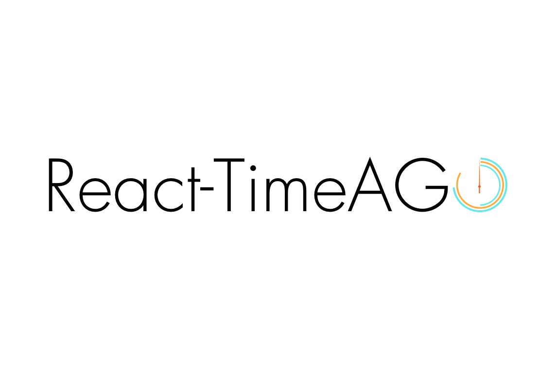 React Time-Ago - Made with React js